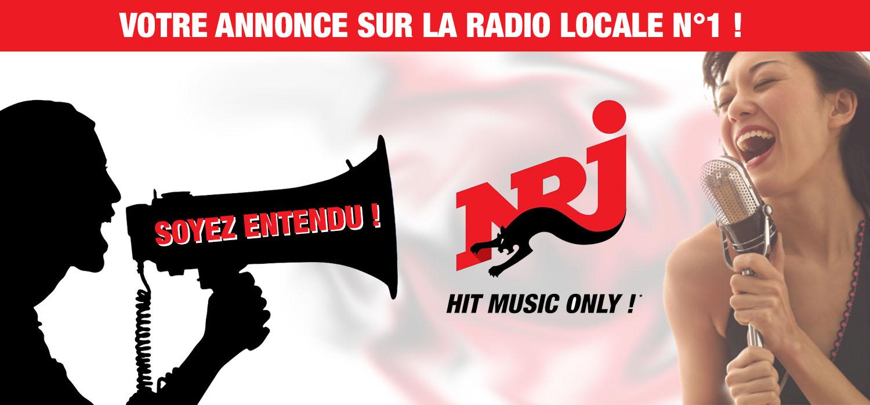 Régie publicitaire radio NRJ Haute-Loire