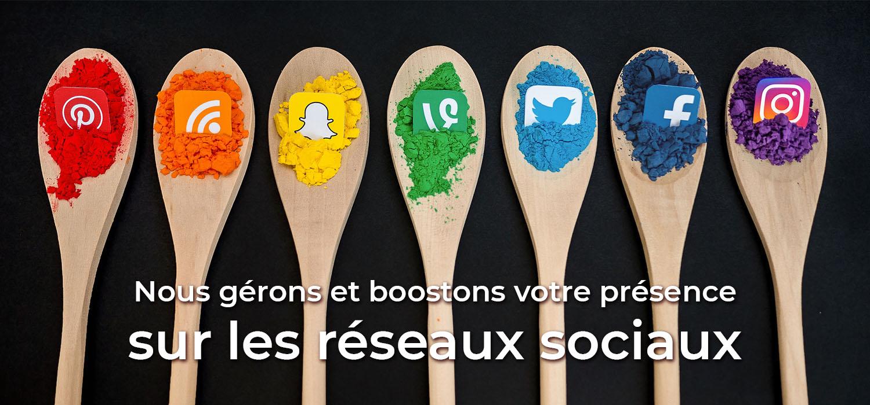 Community management gestion réseaux sociaux / medias sociaux Haute-Loire