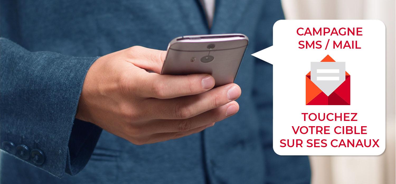 Campagnes sms et e-mail Haute-Loire